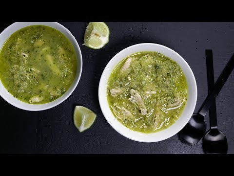 Easy chicken and quinoa soup