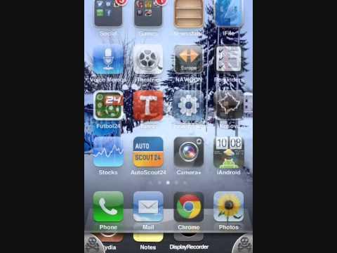 iAndroid Cydia App - Make iPhone look like Android [KosovaByte]
