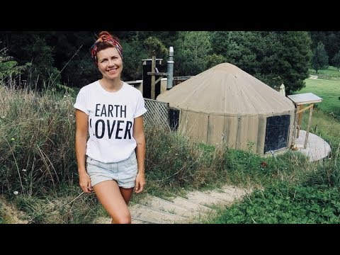 YURT LIFE - ten things we wish we'd known before going off grid