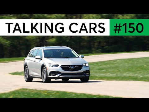 Left Lane Hogs, Buick Regal TourX...Station Wagon??   Talking Cars with Consumer Reports #150