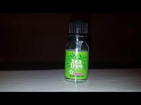 Piercing bumps IMPORTANT tea tree oil info
