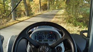 New Holland Auto Command Calibration