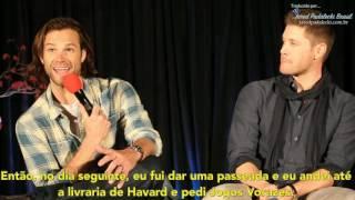 Jared e Jensen - Jogos Vorazes e Futuro da Série