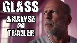 GLASS : analyse du trailer en 10 points