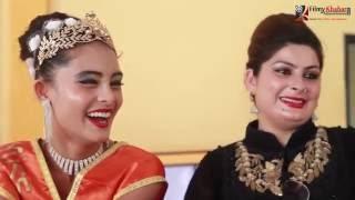 हिरोइनको छोरीसँग यस्तो छ कला | Uma Baby | Shiwani Giri | FilmyKhabar.com