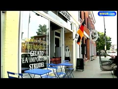 German flags stolen from shop