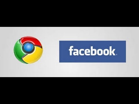 Make Facebook My Home Page On Google Chrome