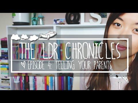 The LDR Chronicles   Telling Your Parents   Ep.4 (ft. Mattias)