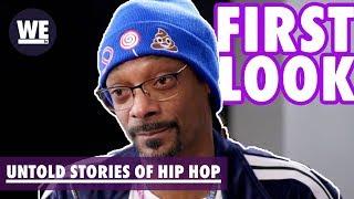 Untold Stories of Hip Hop 🎤🎧 FIRST LOOK
