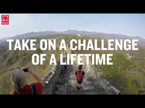 BHF Great Wall of China Trek
