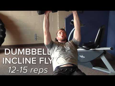 Difficult, Yet Extremely Efficient Chest Workout: Toning Exercises For Building Muscle