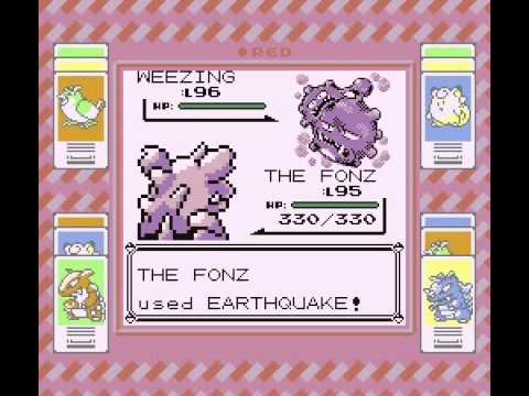 Pokémon Red 151 Complete - Elite Four and Champion