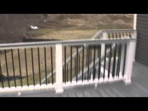 Noisy Trex Deck