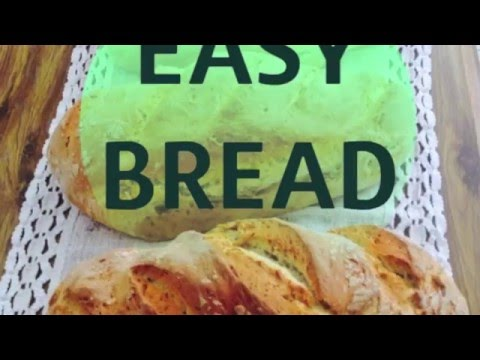 EASY homemade potato flakes bread