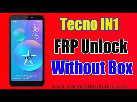 Download Tecno Mobile Ka Frp Unlock | Tecno IN1 Frp Bypass