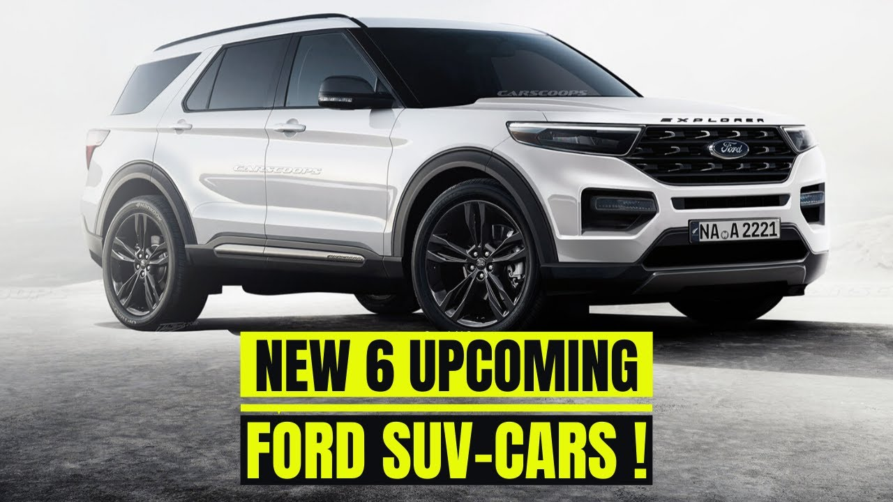 Ford upcoming Cars | Ford upcoming Suv | Ford UPCOMING 7 Seater SUV | Upcoming Endeavour | NEW SUV 🔥