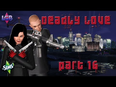 The Sims 3: Deadly Love Part 16 Switching Sides