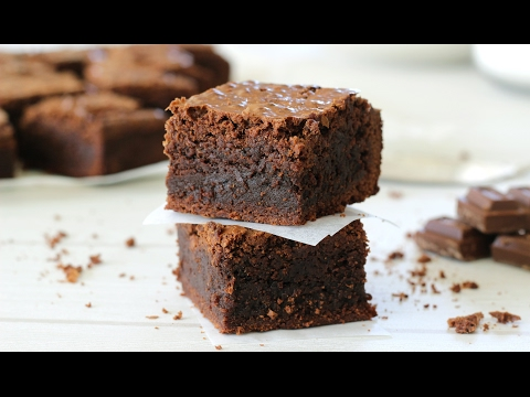 How to make Brownies | Fudgy Brownie Recipe