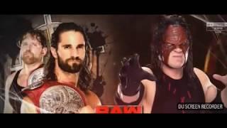 WWE MONDAY NIGHT RAW 30/10/2017 highlights HD