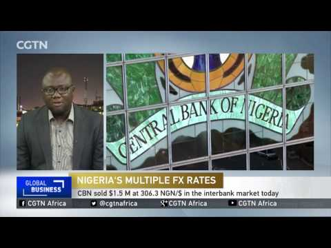 Nigerian Central Bank sets new exchange rate for certain consumers