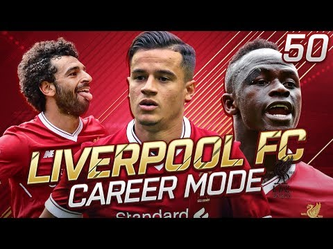 FIFA 18 Liverpool Career Mode #50 - THE BEST TEAM EVER IN THE CL SEMI-FINAL!
