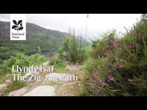 Keeping the paths open in Snowdonia - a National Trust film