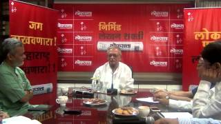 Gulzar recollects the visit to his village in Pakistan