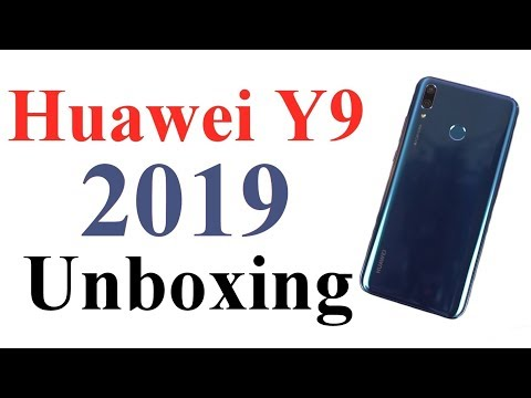 Huawei Y9 2019 Unboxing | Price, Specs, Camera Samples