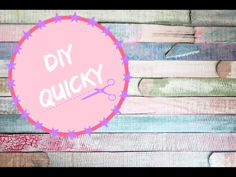 Diy Quicky - how to make a cutting mat