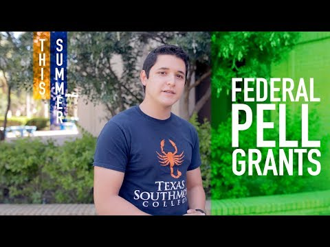 Federal Pell Grants can help pay for Summer Classes!