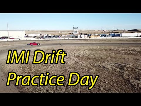 Pre-Season Practice Drift Event 2018