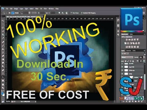 How To Get Photoshop For FREE! (LEGALLY) Download Photoshop For FREE! (Windows 10, 8 and Mac)