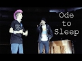 "Twenty One Pilots & Andy Signs - ""Ode To Sleep"" (LIVE)"