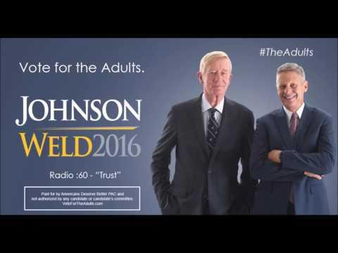 Gary Johnson Radio Ad -