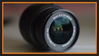 How Bad Is The Kit Lens? | Nikon D3300