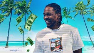Kendrick Lamar - Money Trees ft. Jay Rock (Music Video full HD)