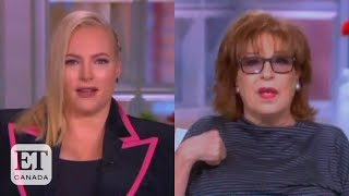 Meghan McCain Reveals Why She Left 'The View'