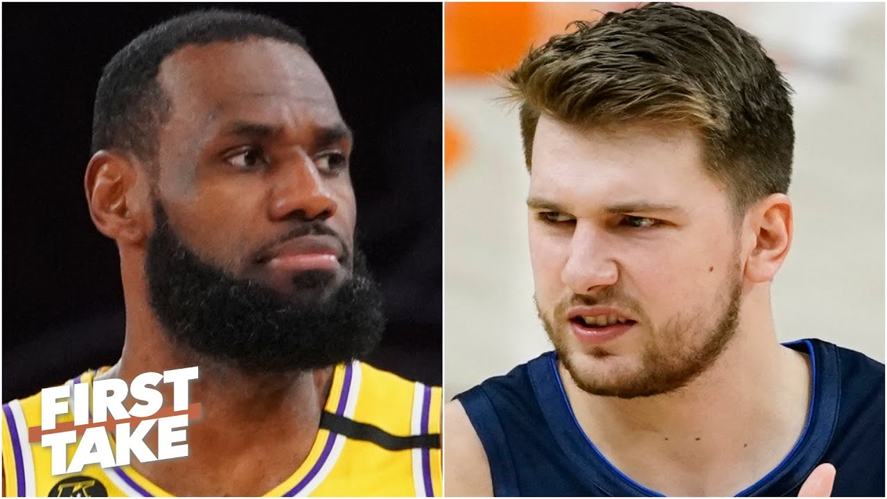 LeBron or Luka Doncic: Which player is more valuable to his team?   First Take