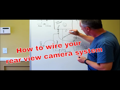 Boyo rear view camera wiring diagram rear camera view how to wire your reverse camera with a switch asfbconference2016 Gallery