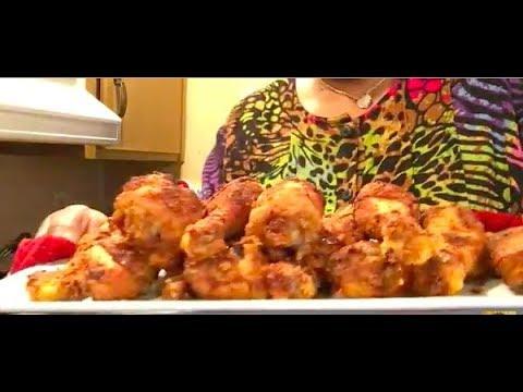#665 - 'CRISPY' Air Fryer Chicken LEGS!