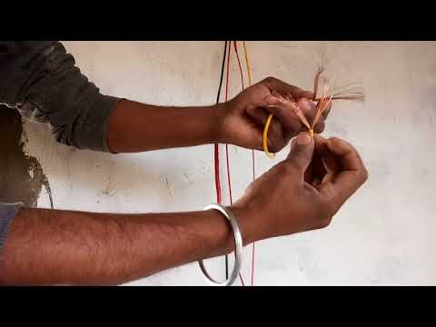 How to wire joint
