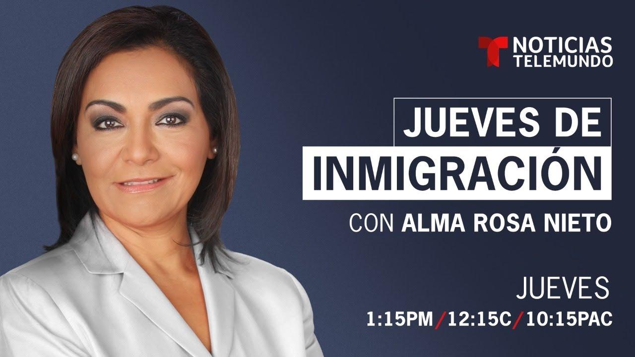 La abogada de inmigración Alma Rosa Nieto contesta tus preguntas | Noticias Telemundo