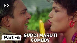 90's Comedy | Dulaara [1994] Govinda | Karisma Kapoor | Guddi Maruti | Farida | Hindi Movie