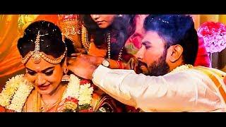 VIDEO: Emotional moment during THALI knot tying : Actor Shivakumar – Actress Suja Varunee Wedding