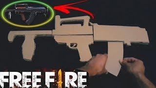 Speed Draw Groza Free Fire Art Wilder