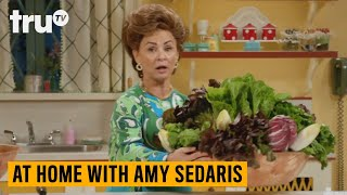 At Home with Amy Sedaris - Salad from the Future | truTV