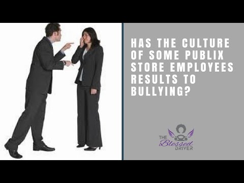 Has the culture of Publix stores changed that results in bullying from their staff? Link to a video