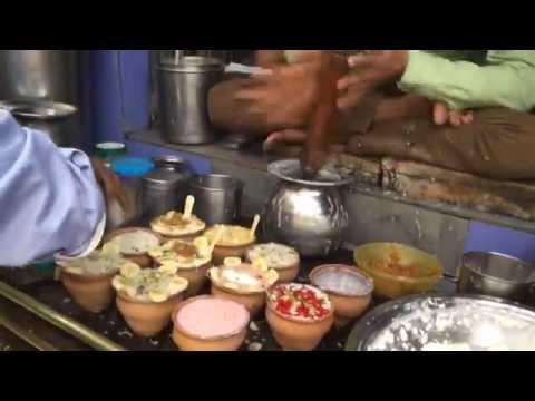 World's Best Lassi, The Blue Lassi , Varanasi India