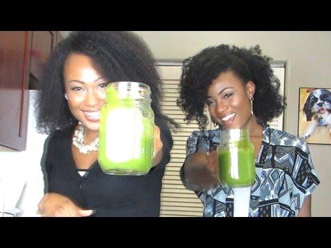 Favorite Green Smoothie Recipes ft. Nzuri Vitamins