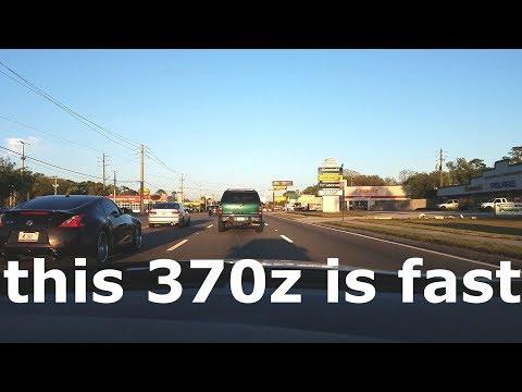 Nissan Altima Sr vs Nissan 370Z **MUST WATCH
